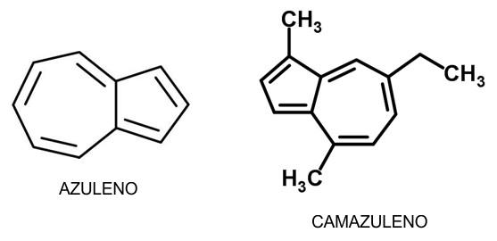 Azuleno e Camazuleno