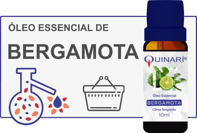 Comprar Óleo Essencial de Bergamota