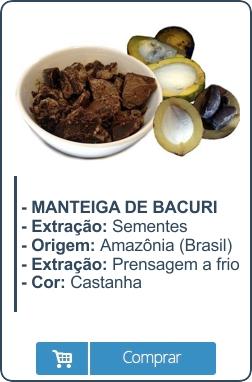 Manteiga de Bacuri