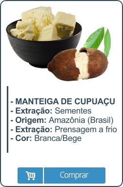 Manteiga de Cupuaçu