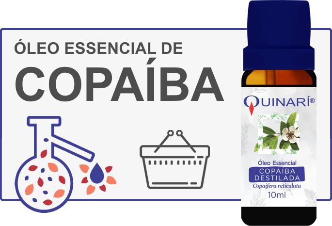 Comprar Óleo Essencial de Copaíba
