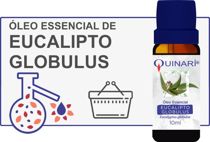 Comprar Óleo Essencial de Eucalipto Globulus