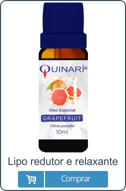 Óleo Essencial de Grapefruit Aromaterapia