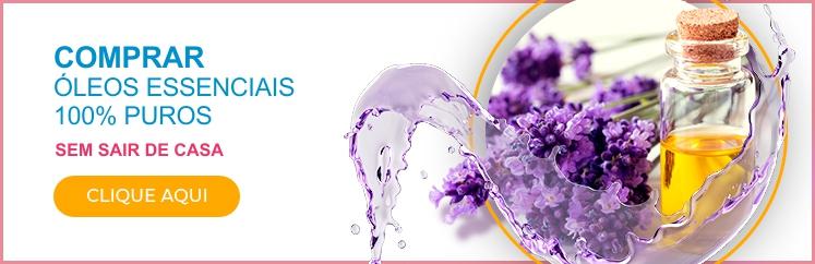 Curso de Óleos Essências e Aromaterapia