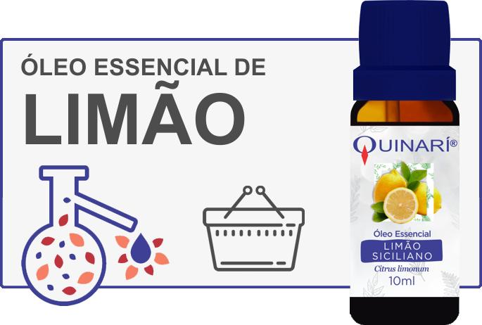 Comprar Óleo Essencial de Limão