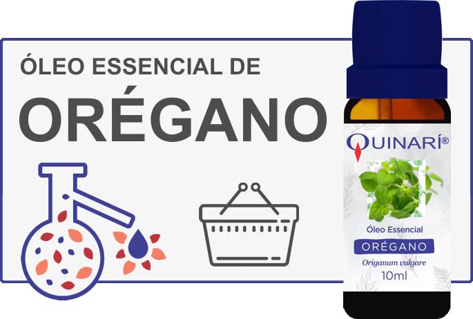 Comprar Óleo Essencial de Orégano
