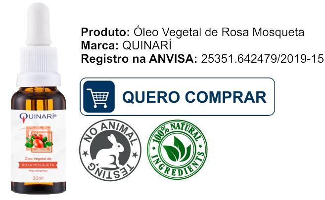 Comprar Óleo de Rosa Mosqueta