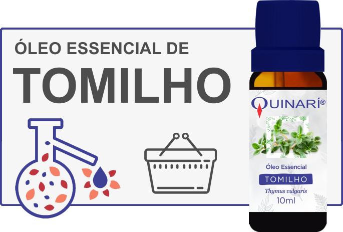 Comprar Óleo Essencial de Tomilho