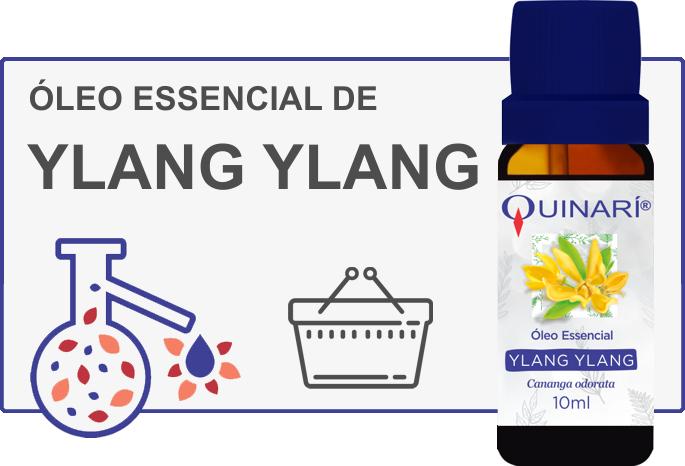 Comprar Óleo Essencial de Ylang Ylang