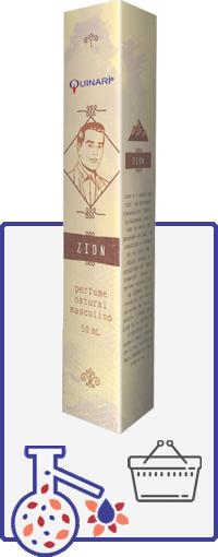 Comprar Perfume ZION QUINARÍ